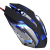 EWEADNゲームバトラLED付き牧馬人本当に機械的な手触りのキーボードセットlolボタンマウスデスクトップケーブル薄膜ネットカフェの外にパソコンノートUSB外にキーボードを接続する牧畜馬人ブラックオレンジカラーキーボード+牧馬人金属静音黒マウス