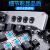 HP(HP)GK 100 104キーメカニンボンド黒シャフト(ゲームオフィスキーボードバーラットキーボード)GK 100シルバー(アイスブルー)青軸