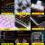 RK蒸気パンクRGBバーライトゲーム復古メカニカルボボールマウスセットボタンマウスCHERRYcherry軸赤軸青軸コンピュータノートケーブル108ボタン黒金めっき版青軸+電競プログラミングマウス1年で新品に交換し、換代修理します。