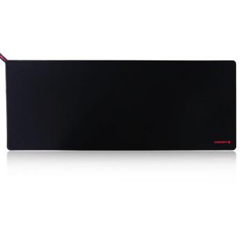 CHERRY G 80 Desk高密繊维顺滑大テ-ブルマット黒