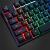 カラマツムシゲームバトライトLED付き機械的手触りキーボードヘッドセットlol食べます。家庭用ケーブルカフェの外にパソコンのノートUSBの外にマウスを接続します。K 4黒の虹文字が光を透過します。