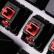 富勒第9系G 87 CHERRY軸メルキアボンドシャフトゲーム87キーボード赤軸赤バークリート絶対生キアボンド
