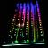 ユニクV 728キーRGBフルカラーバーライトゲームメニスカスボンボンドドゲームドゲームドミッキーマウスマウスマウスマウスマウスマウスキーボードバーブラックシャフト
