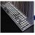 Technology蒸汽朋克复古真メカニカルキーボード台式电脑家用办公笔记本USB金属有线游戏外设青軸黒軸电竞网吧网咖lol女生 104键-白光金属灰-茶軸-复古旗舰版
