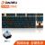 DAREU机械合金版87キーバークライトケーブルメニルドボンドゲームボックスボックスボックスボックスボックスチキンキーボード(绝地求生パソコンマクロキーボードマウスセット)87キー-黒金青軸-単光