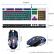 タランチュラT 400キーマウスセット有線キーマウスセットゲームキーマウスセットメカニンボックスマウス全ボタン無沖混光通常版青軸